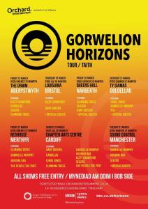 Horizons Spring Tour Poster