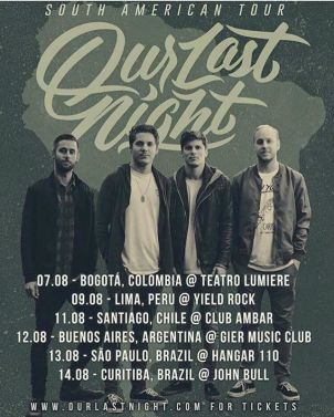 OLN SOUTH AMERICA