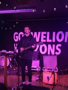 Dan Bettridge headlining BBC Horizons showcase at TGE 2017